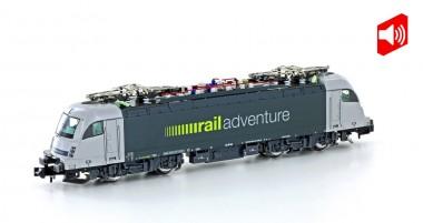 Hobbytrain 2735S RailAdventure E-Lok BR 183 Ep.6