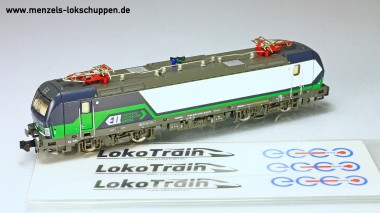 Hobbytrain 2973 ELL E-Lok BR 193 Ep.6