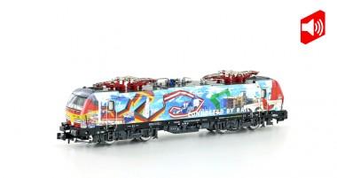 Hobbytrain 2983S TX Logistik E-Lok BR 193 Ep.6