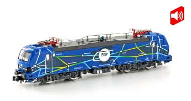 Hobbytrain 3006S EGP E-Lok BR 192 Ep.6