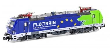 Hobbytrain 3009S Flixtrain 'Dein Europa' E-Lok BR193 Ep.6