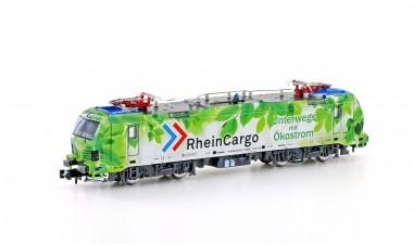 Hobbytrain 30150S RheinCargo E-Lok BR 192 Smartron Ep.6