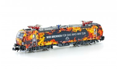 Hobbytrain 30151S TXL E-Lok BR 193 878 Wir brennen Ep.6