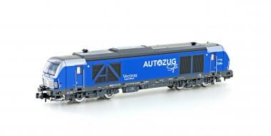 Hobbytrain 3112S Autozug Sylt Diesellok BR 247 908 Ep.6