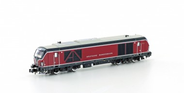 Hobbytrain 3113 DBAG Retro-Design Diesellok BR 247 Ep.6