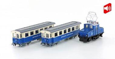Hobbytrain 43106S Zugspitzbahn Personenzug 3-tlg. Ep.5