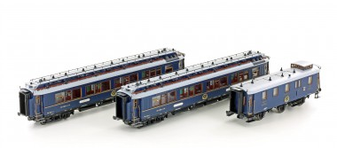 Hobbytrain 44022 CIWL Orient Express Set 3-tlg Ep.2