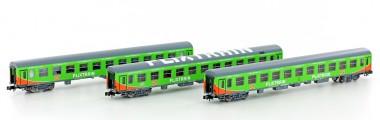 Hobbytrain 95002 FLIXTRAIN Ergänzungs-Set 3-tlg Ep.6