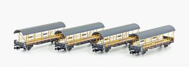Hobbytrain 96010 BLS  Autoverladezug-Set 4-tlg Ep.4/5