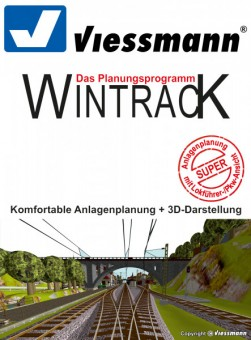 Viessmann 1006 Wintrack 15.0 3D Vollversion