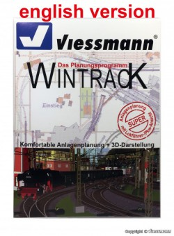 Viessmann 10061 Wintrack 10.0 3D Vollversion EN