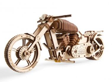 Ugears Mechanical 70051 UGEARS Motorrad VM-02