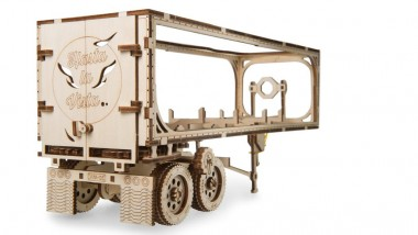 Ugears Mechanical 70057 UGEARS Anhänger für Heavy Boy