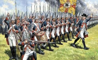 Zvezda 788071 Preussische Grenadiere Frederick II