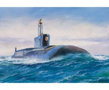 Zvezda 789058 Borey-Class Russ.Nuclear Submarine