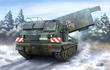 Trumpeter 751046 M270/A1 MLRS Bundeswehr