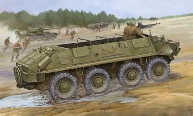 Trumpeter 751542 BTR-60P APC   01542