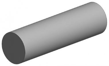 Evergreen 500222 Rundstab, 35 cm lang, Ø1,6mm