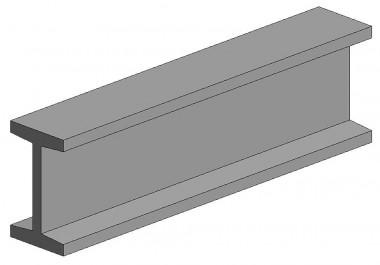 Evergreen 500273 Doppel-T-Profil, 350x2,5X1,5 mm