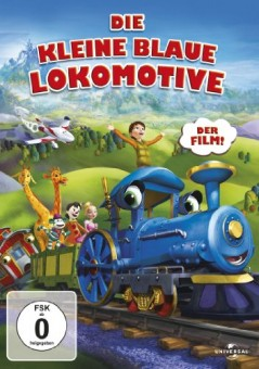 Universal 494120 Die kleine blaue Lokomotive