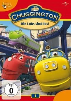Universal 496162 Chuggington 1: Die Loks sind los