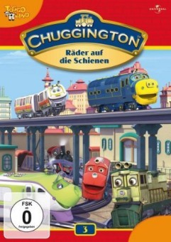 Universal 498862 Chuggington 3: Räder auf die Schienen