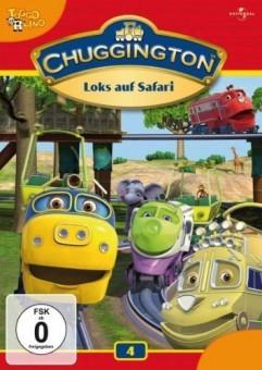 Universal 498863 Chuggington 4: Loks auf Safari