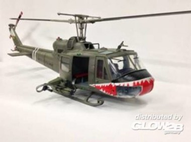 Merit 360028 UH-1 Huey C-174th Assault Helicopter
