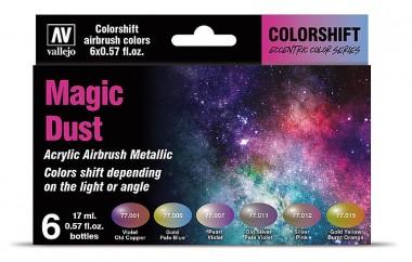 Vallejo 77090 Farb-Set, Magic Dust - Colorshift