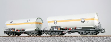 ESU 36528 DB Gaskesselwagen-Set 2-tlg Ep.4