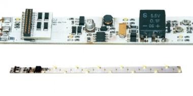 ESU 50703 Innenbeleuchtung 380 mm gelb/warmweiß