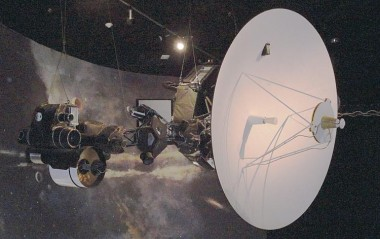 Hasegawa 654002 Unmanned Space Probe Voyager