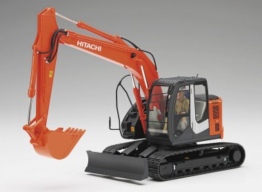 Hasegawa 666001 Hitachi Schaufelbagger Z AXIS 135US