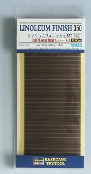 Hasegawa 671920 Klebefolie, Linoleum 350 , 90x200 mm