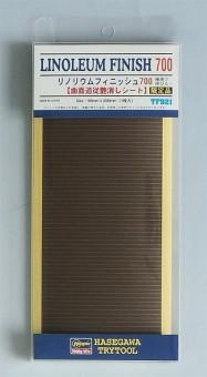 Hasegawa 671921 Klebefolie, Linoleum 700 , 90x200 mm