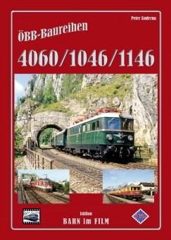 Bahn im Film BUC016 ÖBB Baureihen 4060/1046/1146