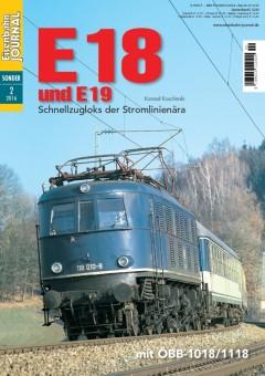 Eisenbahn Journal 531602 E18 und E19