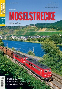 Eisenbahn Journal 531701 Moselstrecke Koblenz-Trier