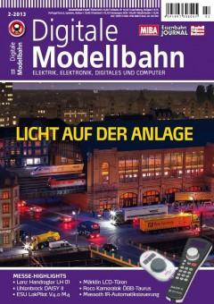 Eisenbahn Journal 651302 Digitale Modellbahn 2/2013