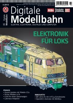 Eisenbahn Journal 651303 Digitale Modellbahn 3/2013