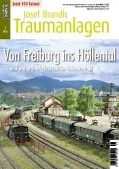 Eisenbahn Journal 661601 Von Freiburg ins Höllental