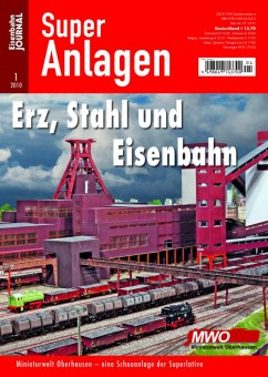 Eisenbahn Journal 671001 Erz, Stahl und Eisenbahn - MWO