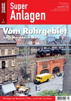 Eisenbahn Journal 671701 Vom Ruhrgebiet nach Norddeich Mole