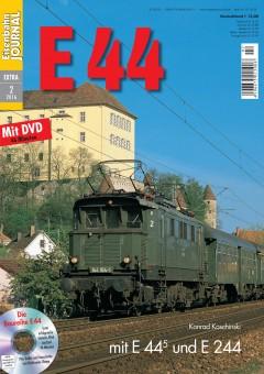 Eisenbahn Journal 701602 Extra -  E 44