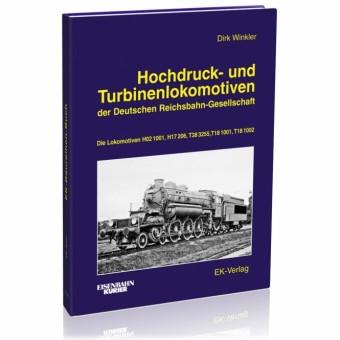 EK-Verlag 108 Hochdruck- und Turbinenlokomotiven