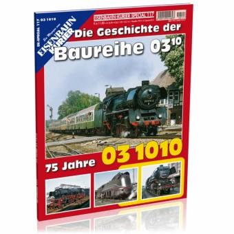 EK-Verlag 117 Die Baureihe 03.10
