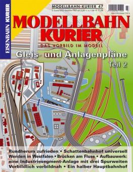 EK-Verlag 1747 Gleis- und Anlagenpläne Teil 2