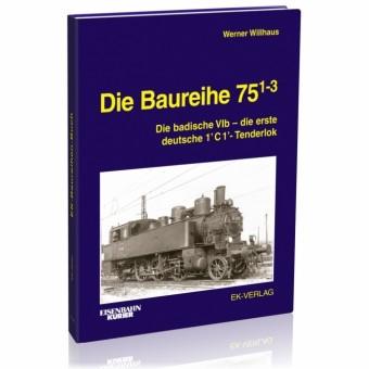 EK-Verlag 178 Die Baureihe 75.1-3