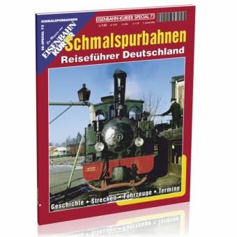 EK-Verlag 1820 Schmalspurbahnen in Deutschland