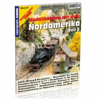 EK-Verlag 1941 Modellbahnen der Welt: Nordamerika 8